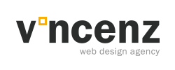 vincenz - web design agency